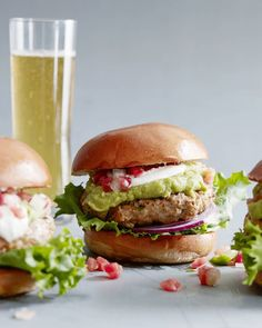 Cheddar jalapeno chicken burger, yes please!