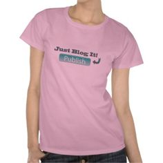 ***Hot*** New Blogging T-Shirts!