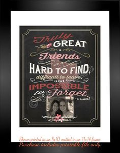 Great friends are hard to find difficult to leave and by Jalipeno Goodbye Party, Goodbye Gifts, Goodbye To Coworker, Great Friends, Gifts For Friends, Quotes To Live By, Me Quotes, Orange Quotes, Goodbye Quotes