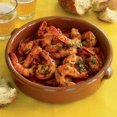 Shrimp Pil-Pil