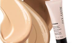 TIMEWISE® LIQUID FOUNDATION Age-fighting formulas help skin instantly look firmer, younger and healthier.  TimeWise® MatteWear® Liquid Foundation is for COMBINATION TO OILY SKIN and delivers a matte finish.  TimeWise® Luminous-Wear® Liquid Foundation is for NORMAL TO DRY SKIN and delivers a luminous finish.