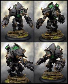Cryx, Helljack, Slayer, Warmachine - Warmachine Cryx Slayer Helljack ...