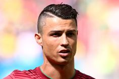 Cristiano Ronaldo Latest Hairstyle Christiano Ronaldo Hair Cut ...