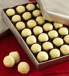 #FMChocolates Trinidads® in platinum wrap $24.99