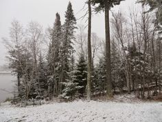 Ever Ready: The Unexpected-Early Snowfall posted November 5, 2014