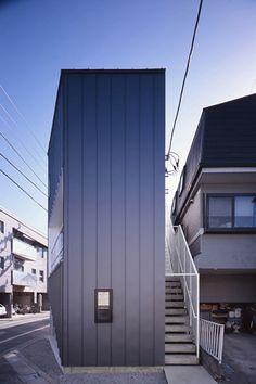 Guest House Tokyo by Masahiro Kinoshita + Yu Sakuma