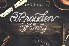 Brayden Family by AF Studio on Creative Market