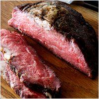 Roast beef 希少部位トライチップ(ともさんかく)使用 ローストビーフ