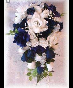 Wedding flowers bouquets - brides bouquet + 2 posies cala lilies ...