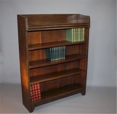 Arts And Crafts Oak Bookcase By Liberty & Co - Antiques Atlas Open Bookcase, Liberty Furniture, Arts And Crafts Movement, Art Furniture, Adjustable Shelving, Home Furnishings, Art Nouveau, Oriental, Carpet