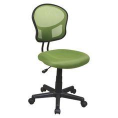 Mesh Task Chair - Green