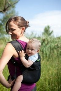 Meet the World's Lightest Soft Structured Baby Carrier: BobaAir - I'll take one!!