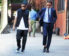14 Male Bloggers Whose Style You'll Actually Want To Copy via @WhoWhatWear