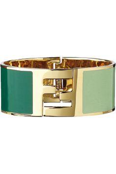 FENDI Cuff Bracelet | The House of Beccaria#