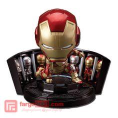 NENDOROID IRON MAN MARK 42 ! 'Iron Man 3' comes a Nendoroid of the Iron Man Mark 42 Suit ! http://fargo2001.com/action-figures-96/others-100/nendoroid-162/nendoroid-iron-man-mark-42-254.html