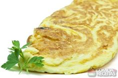 Receita de Ovos mexidos com queijo
