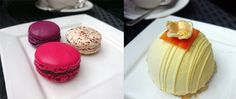 REVIEW: Afternoon tea at Julien Plumart Salon Du The, Brighton | The Graphic Foodie - Brighton food blog and reviews