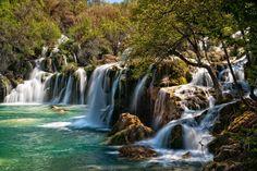 Travel: Croatia - Plitvice Lake