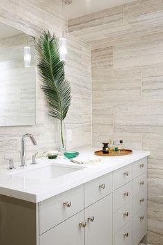 sarah richardson bathrooms | sarah richardson vintage modern condo master bathroom