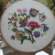 chris richards's Page - Hand Embroidery Network