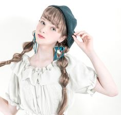 woven beautiful hair pictures, showing you different charms - Page 45 of 65 - BEAUTIFUL LIFE Kawaii, Girl Fashion, Fashion Outfits, Stylish Girl Pic, Hair Pictures, Ulzzang Girl, Female Models, Beautiful People, Beautiful Life