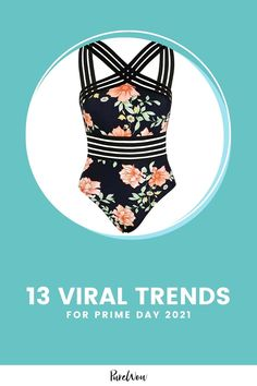 That fashion headband, butt-flattering legging and brighter smile? They are all viral trends you can bag for less on Prime Day. #Amazon #PrimeDay #AmazonePrimeDay