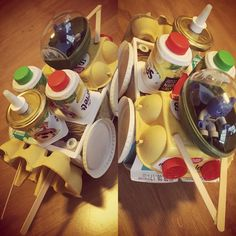 DIY-space-car made by me and my 4-year old son #diy #toys #homemade