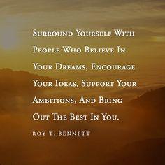 Roy T Bennett