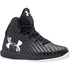 kids basketball shoes under armour