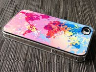My next phone cover: world map