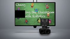 Producer, Director, Editor (2012)    Changing the Classroom with Robotics Education and Science. :D