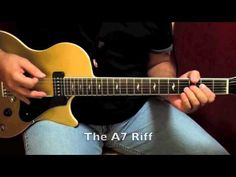 Rock and Roll - Led Zeppelin - Guitar Lesson - YouTube
