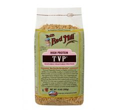 Textured Vegetable Protein a is made from soybeans. Use it as a or meat extender vegetarian meat substitute in virtually any recipe calling for ground beef or turkey. Great for tacos, meatloaf, chili,