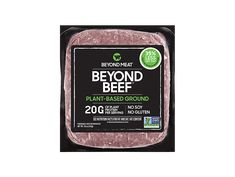 Beyond Beef Tater Tot Casserole - Beyond Meat - Go Beyond® Beyond Beef Recipes, Meat Recipes, Yummy Recipes, Protein In Beans, Pomegranate Fruit, Pomegranate Extract, Beef Lettuce Wraps, Cheese Plant