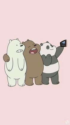 we bare bears wallpaper iphone Cartoon Wallpaper, Bear Wallpaper, Tumblr Wallpaper, Disney Wallpaper, Cool Wallpaper, Iphone Wallpaper, Beautiful Wallpaper, Animal Wallpaper, We Bare Bears Wallpapers
