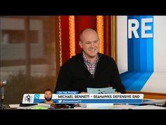 Seahawks DE Michael Bennett Talks Marshawn Lynch, Sam Bradford & More – 5/19/16 | The Rich Eisen Show