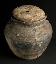 Cooking pot, Viking era.