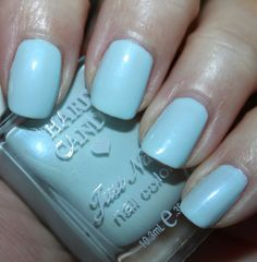 I just bought this nail polish yesterday and I adore it!!! (walmart) it looks especially good with my Essie Luxe effects shine of times