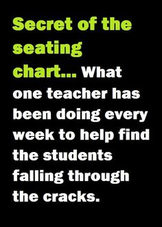 >> This teacher asks students to nominate who they want to sit next to for the next week, and looks for patterns in who's nominated and who isn't to determine what supports she needs to provide to help all students feel connected in the classroom. Classroom Organisation, Teacher Organization, Teacher Tools, Teacher Hacks, Classroom Management, Teacher Resources, Behavior Management, Teacher Stuff, Classroom Behavior