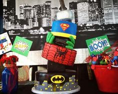 DIY: How To Host a Superhero Party
