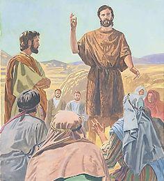 New Testament, Painting, Art, Art Background, Painting Art, Kunst, Paintings, Performing Arts, Painted Canvas