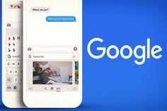 Isso mesmo, nessa ultima quinta-feira (12-05) o Google lançou um novo teclado, o Gboard disponível apenas para iOS, embora haja vário aplicativos de teclado