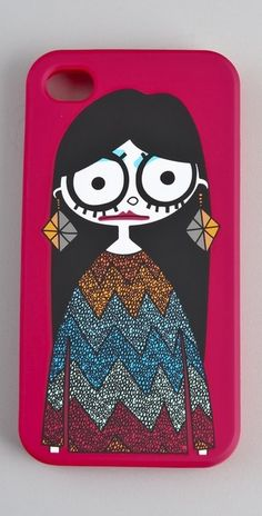 Marc By Marc Jacobs   Miss Marc 4G iPhone Case