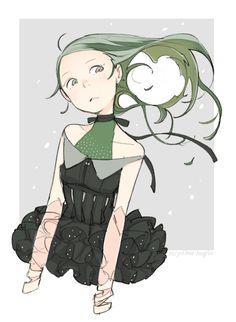 触れられない by Miyama-h If her hair were another face staring back at her