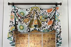 Valance pattern. Thinking of my daughter .....