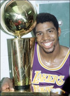 Magic Johnson, Los Angeles Lakers, 1979-80