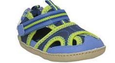 Robeez Mini Shoez Wave Crasher - Blue/Navy