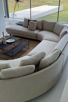 Modern Luxury Bedroom, Luxury Sofa, Luxurious Bedrooms, Luxury Furniture, Moroccan Decor Living Room, Living Room Decor Cozy, Home Living Room, Modern Sofa Designs, Sofa Set Designs