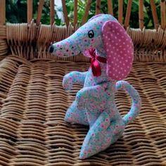 Psík - hračka z látky Dinosaur Stuffed Animal, Toys, Animals, Activity Toys, Animales, Animaux, Clearance Toys, Animal, Gaming