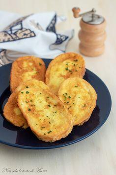 Pane fritto ricetta facile   Ricetta pane fritto   Merenda con pane fritto